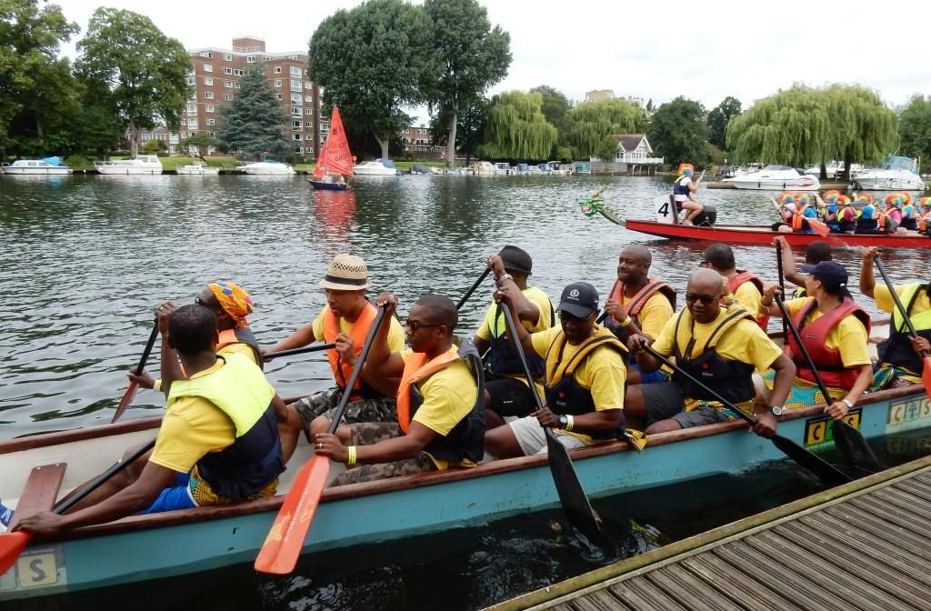 160728 Dragon Boat Race - For blog